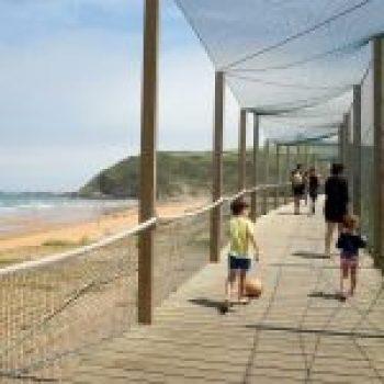 Galeria-en vez de Playa de Zarautz