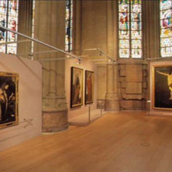 Maria Sortzez Garbiaren katedrala - Arte Sakratuaren Museoa